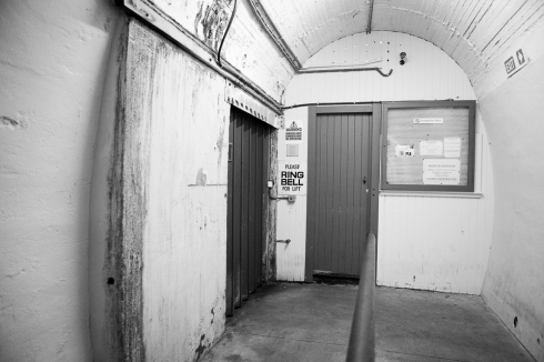 Durie Hill Tunnel & Elevator